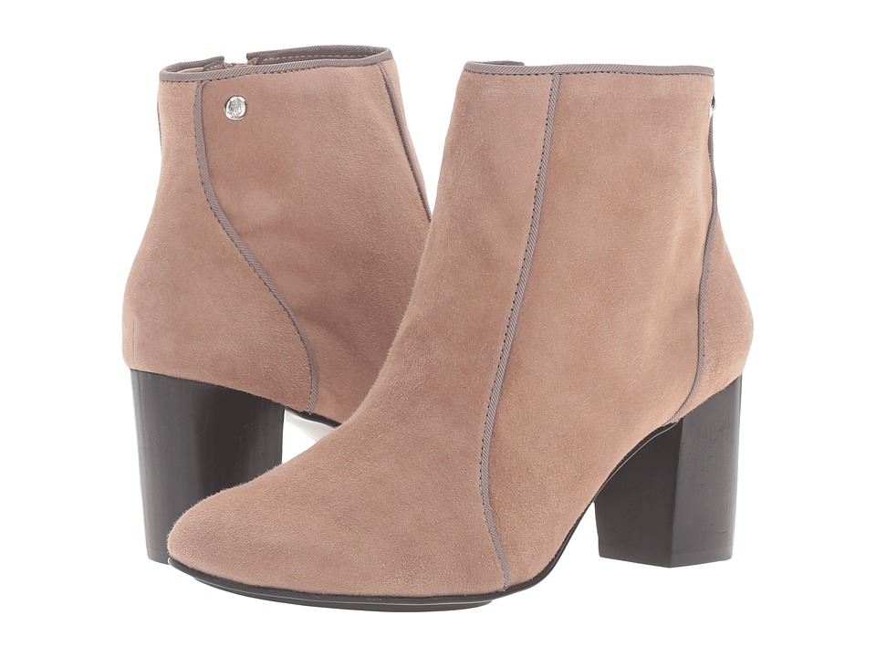Hush Puppies - Melodi Langdon (Taupe Suede) Women