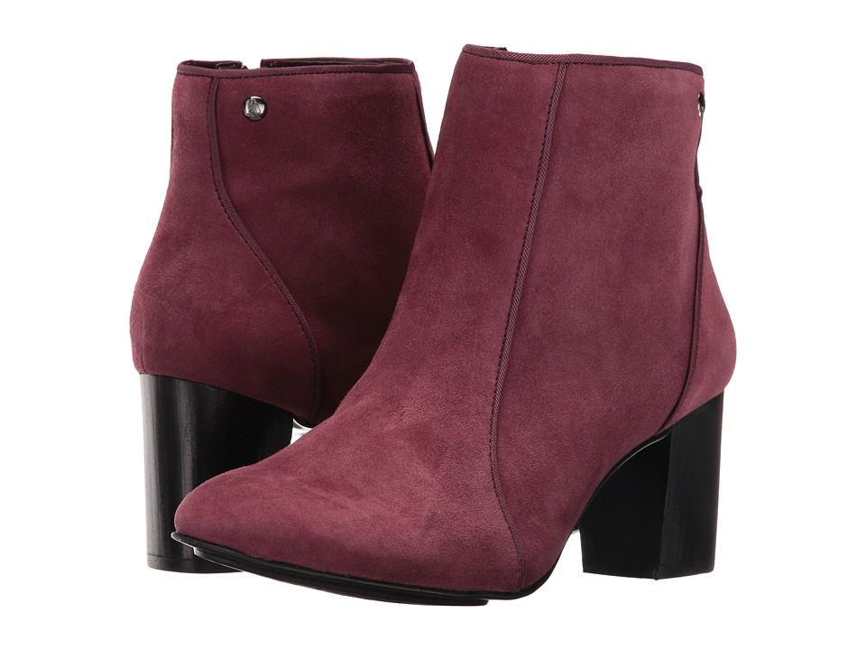 Hush Puppies - Melodi Langdon (Wine Suede) Women