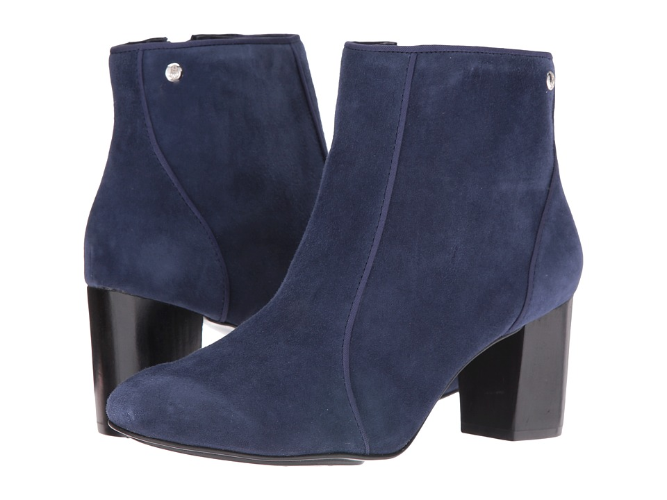 Hush Puppies - Melodi Langdon (Navy Suede) Women