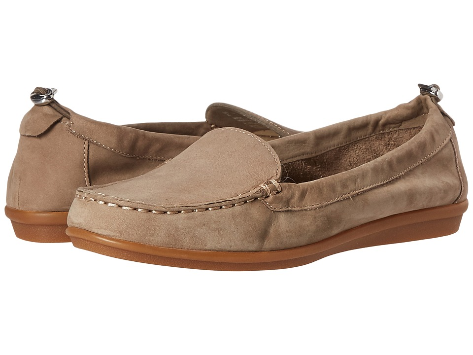 Hush Puppies - Endless Wink (Taupe Nubuck) Women