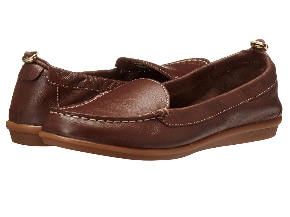 Hush Puppies - Endless Wink (Chocolate Leather) Women