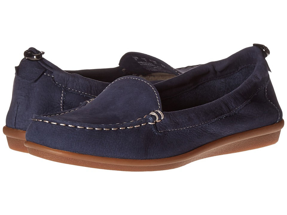Hush Puppies - Endless Wink (Navy Nubuck) Women