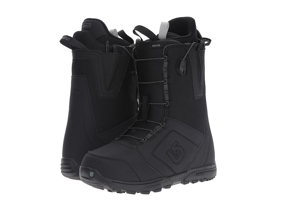 Burton - Moto '17 (Black) Men's Cold Weather Boots