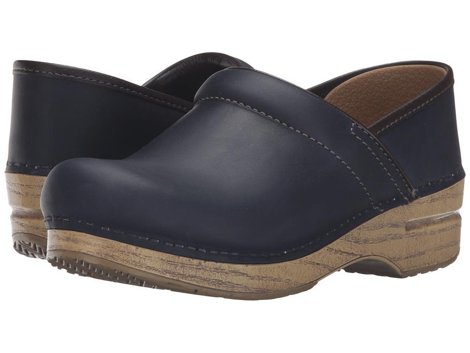 ... UPC 673088208004 product image for Dansko - Professional (Indigo Oiled)  Women's Clog Shoes ...