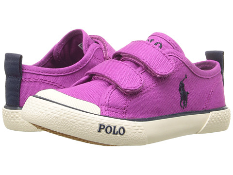 Polo Ralph Lauren Kids Carlisle III EZ (Toddler)