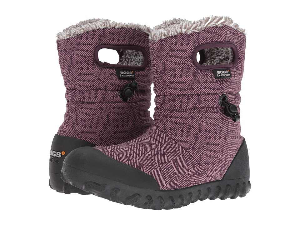 Bogs - B-Moc Dash Puff (Plum Multi) Women