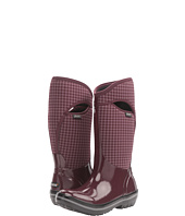 Bogs - Plimsoll Houndstooth Tall
