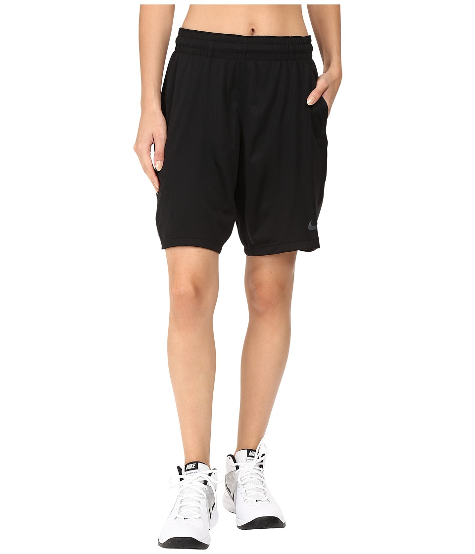 Nike 9 Basketball Short (Black/Anthracite/Anthracite) Women