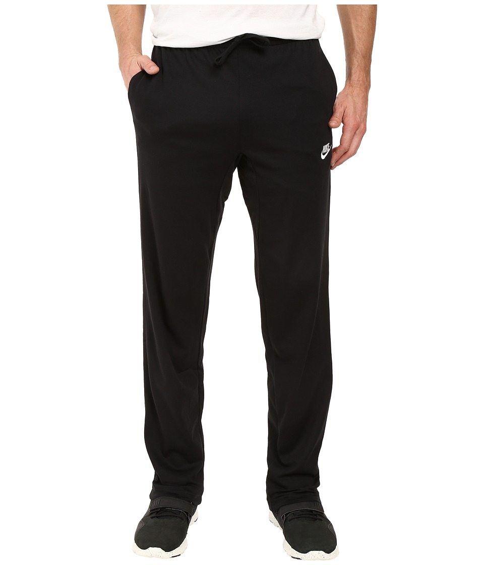Nike Club Jersey Pant (Black/White) Men