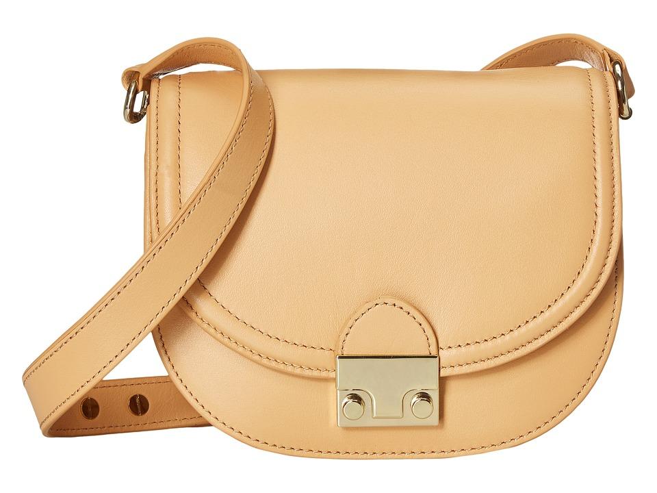 Loeffler Randall - Saddle (Natural Nappa) Handbags