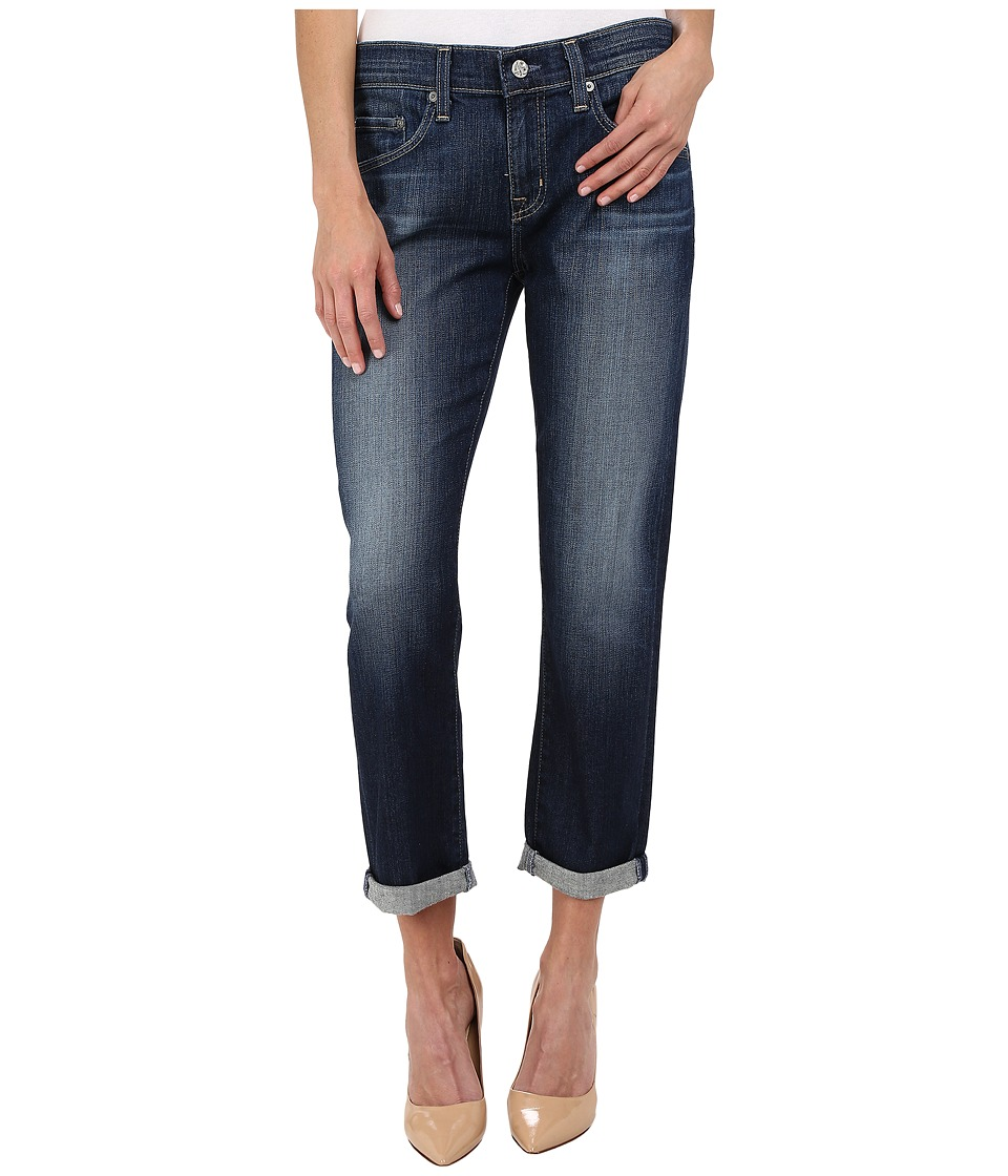 AG Adriano Goldschmied The Ex Boyfriend Crop in 10 Years Timeless 10 Years Timeless Womens Jeans