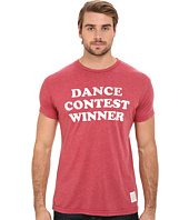 The Original Retro Brand - Heathered Short Sleeve Dance Contest Tee