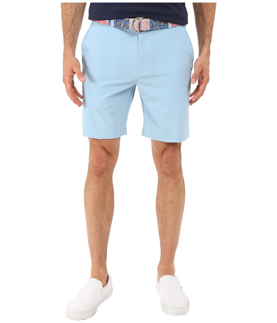 Vineyard Vines 8 Performance Breaker Shorts Ocean Breeze Mens Shorts