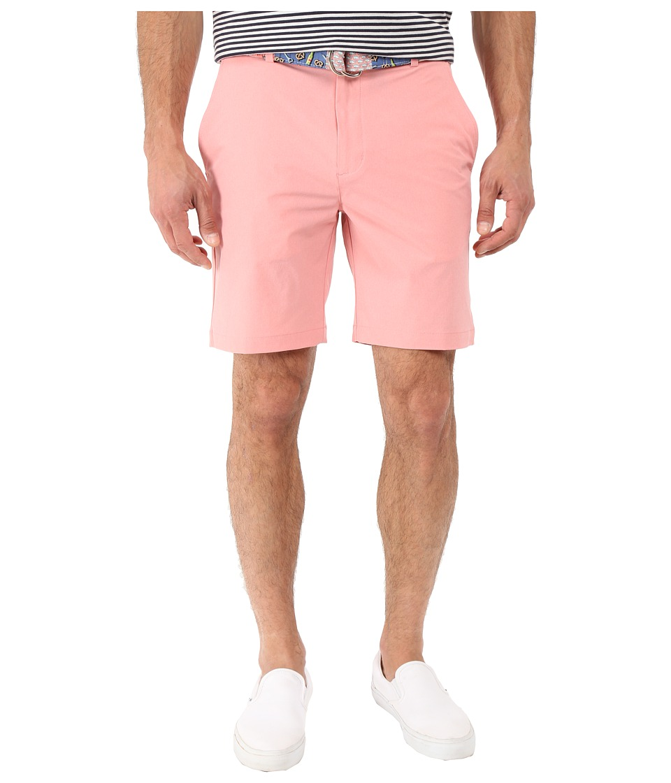 Vineyard Vines 8 Performance Breaker Shorts Lobster Reef Mens Shorts
