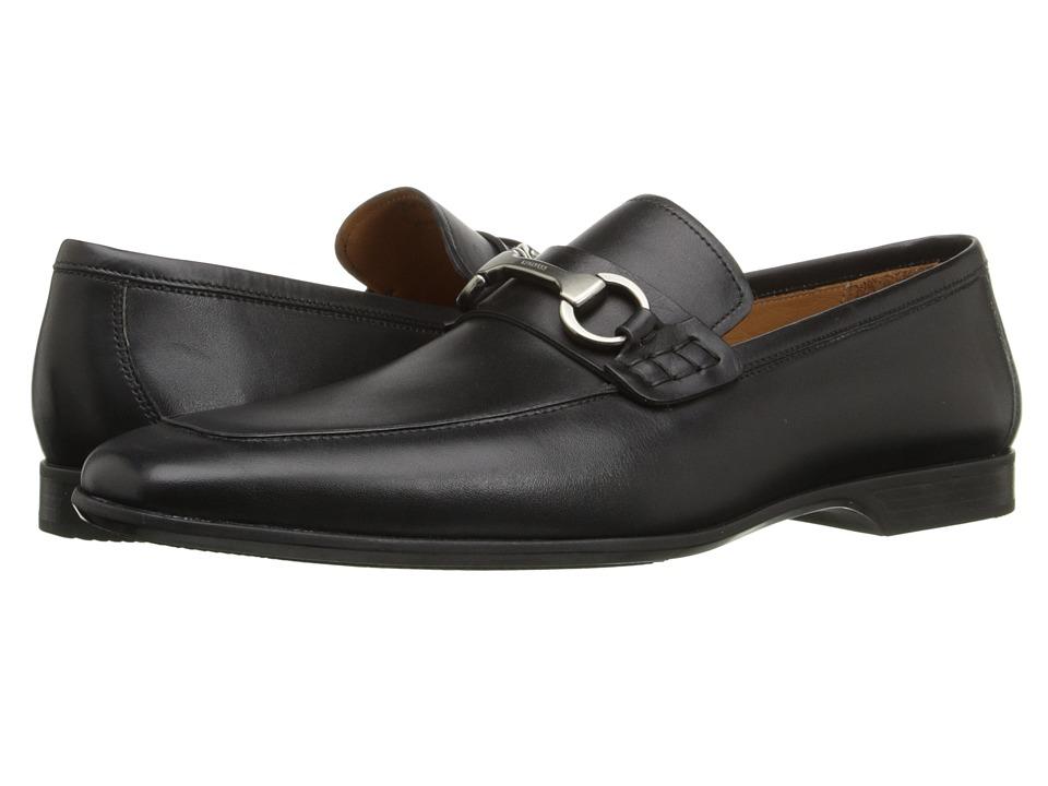 Magnanni - Rafa II (Black 1) Mens Slip on  Shoes