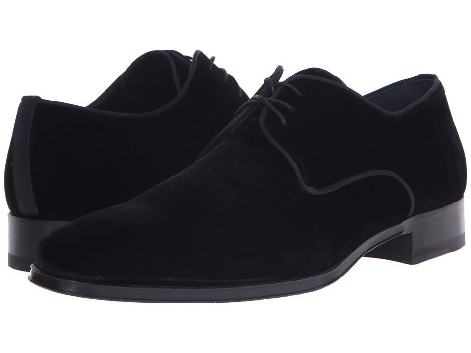 Magnanni - Dante (Dante Black Velvet) Mens Lace up casual Shoes