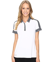 adidas Golf - Sport Print Short Sleeve Polo