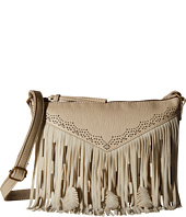 Gabriella Rocha - Jaelyn Crossbody with Fringe and Feather Detail