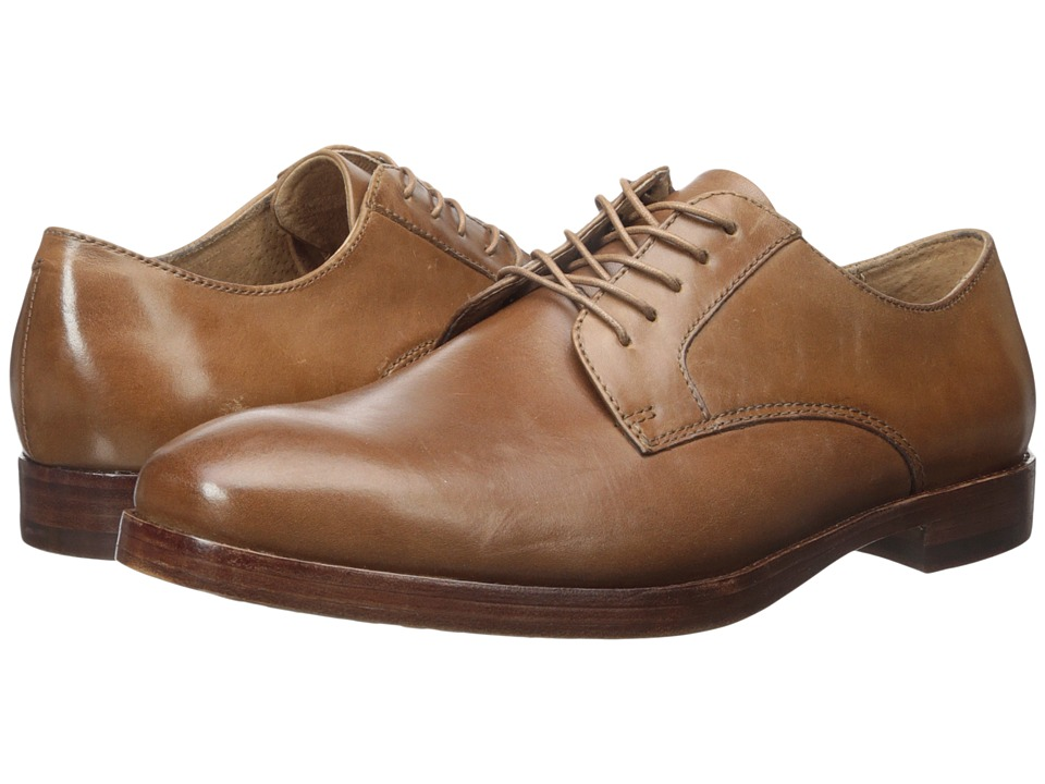 Polo Ralph Lauren - Domenick (Tan Burnished Leather) Men