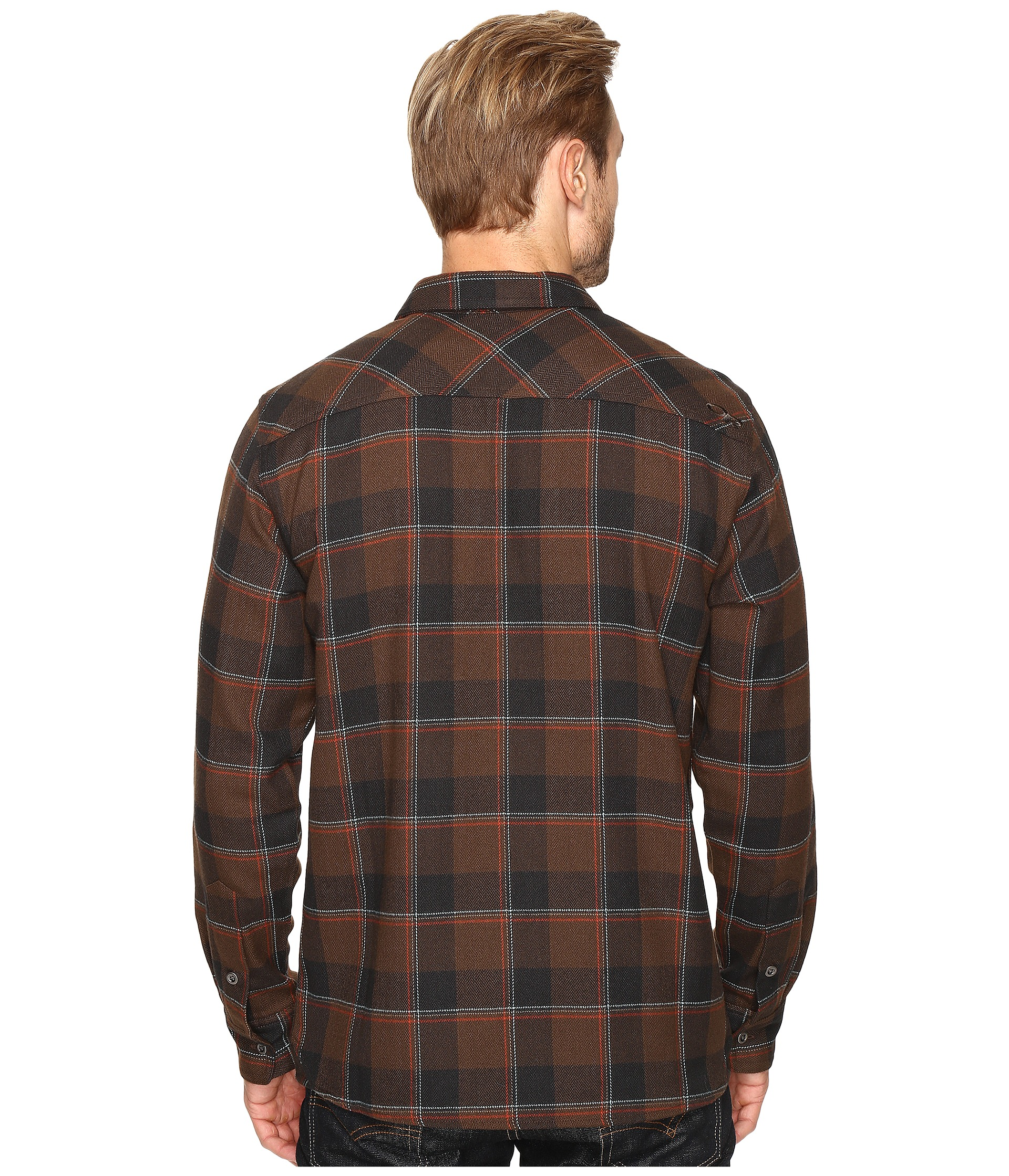 Outdoor research feedback flannel shirt free for Athletic cut flannel shirts