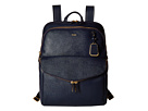 Tumi Sinclair Harlow Backpack (Moroccan Blue)