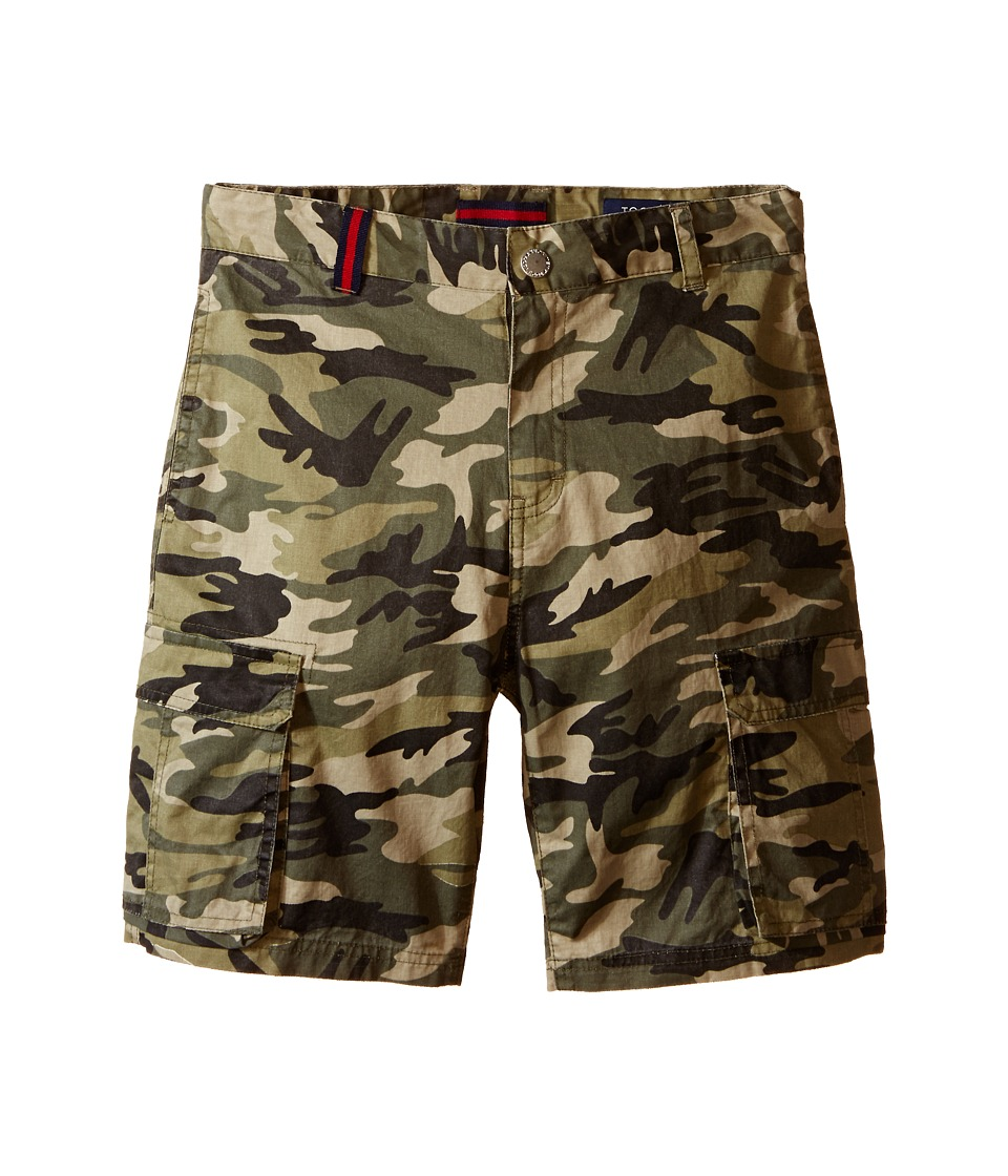 Toobydoo - Cargo Shorts (Infant/Toddler/Little Kids/Big Kids) (Army Shorts) Boys Shorts