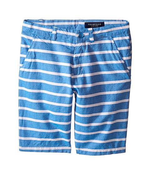 Toobydoo Woven Cotton Shorts (Infant/Toddler/Little Kids/Big Kids)