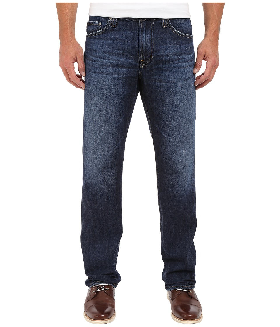 AG Adriano Goldschmied Prot g Straight Leg Denim in Jeans in 6 Years Dufresne 6 Years Dufresne Mens Jeans