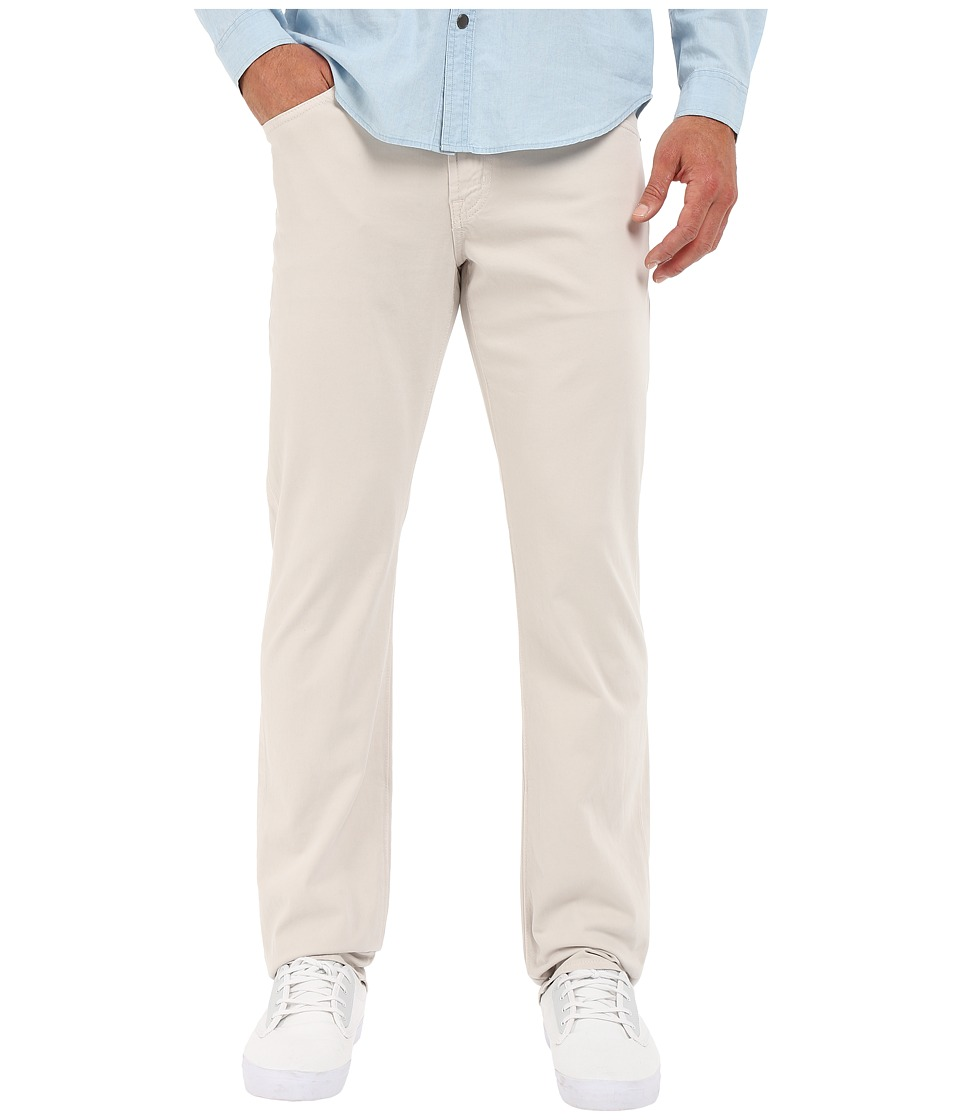 AG Adriano Goldschmied Graduate Tailored Leg Pants in Bleached Sand Bleached Sand Mens Jeans