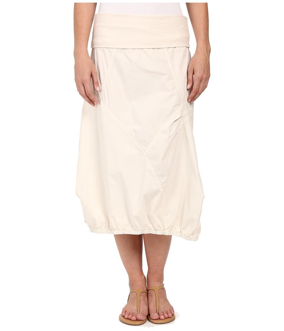XCVI Logan Skirt White Cap Womens Skirt
