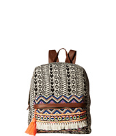 Gabriella Rocha - Delilah Printed Backpack with Tassel