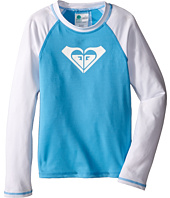 Roxy Kids - Basic Long Sleeve Rashguard (Toddler/Little Kids)