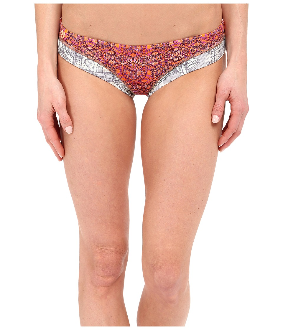 Maaji Boho Passenger Signature Cut Bottom Multi Womens Swimwear