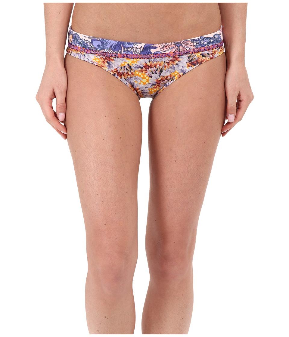 Maaji Please Come Back Hipster Cut Bottom Multi Womens Swimwear