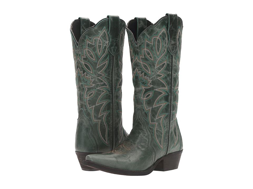 Laredo Leeza (Turquoise) Cowboy Boots