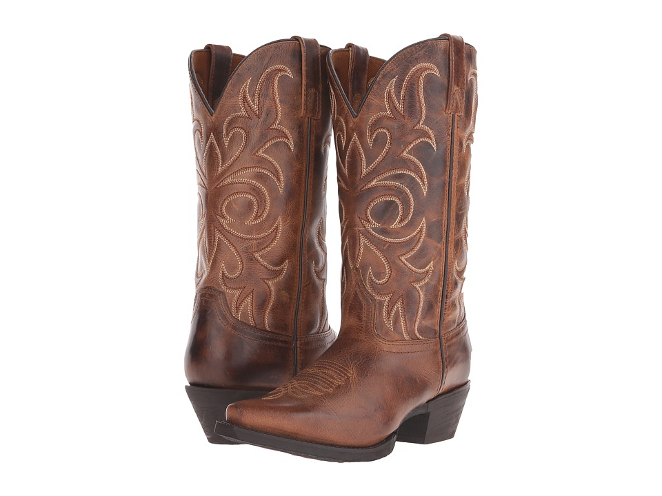 Laredo - Dianna (Rust) Cowboy Boots