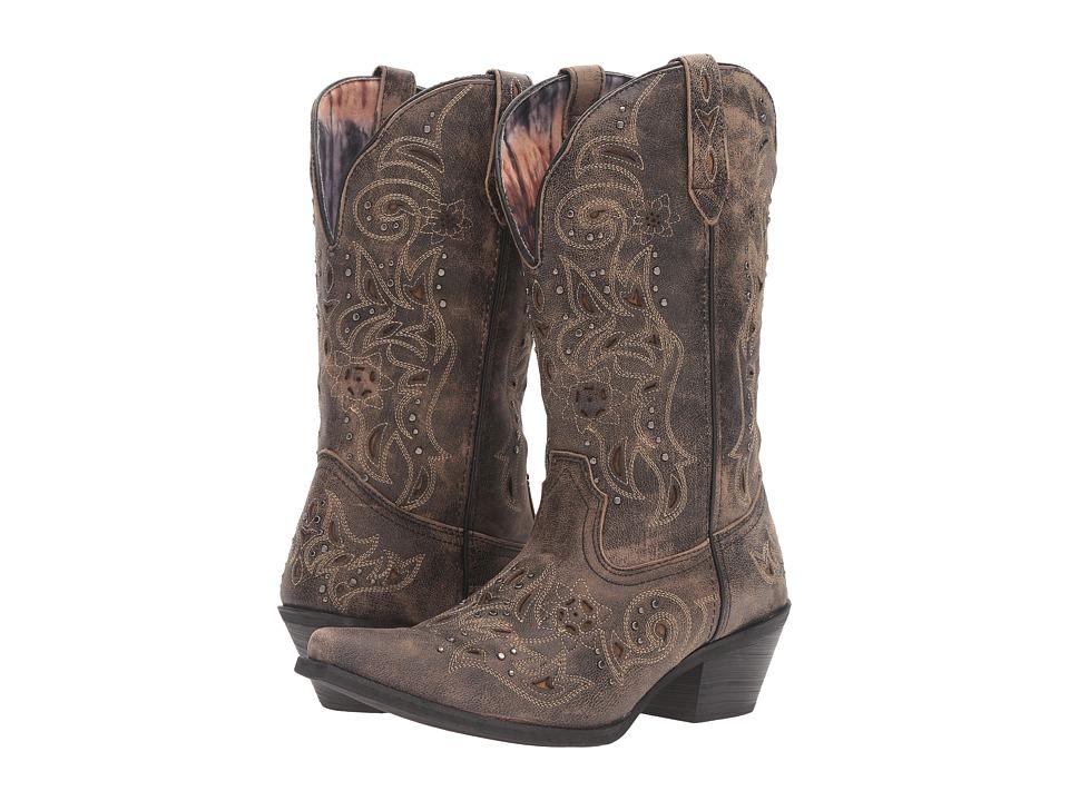 Laredo - Vanessa (Black/Taupe) Cowboy Boots