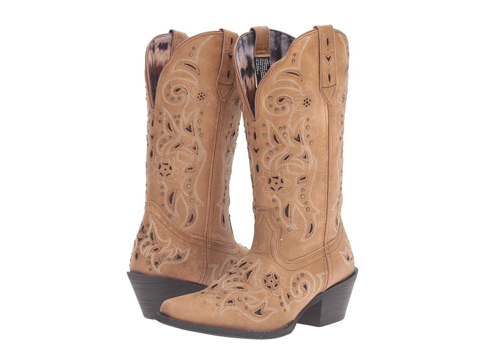Laredo Vanessa (Tan) Cowboy Boots