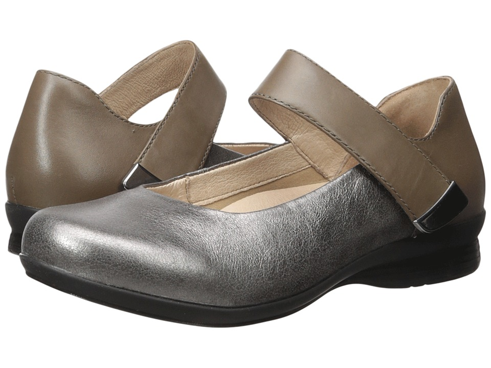 Dansko Audrey (Old Gold Metallic) Women