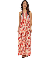 Maaji - Forever Red Long Dress Cover-Up