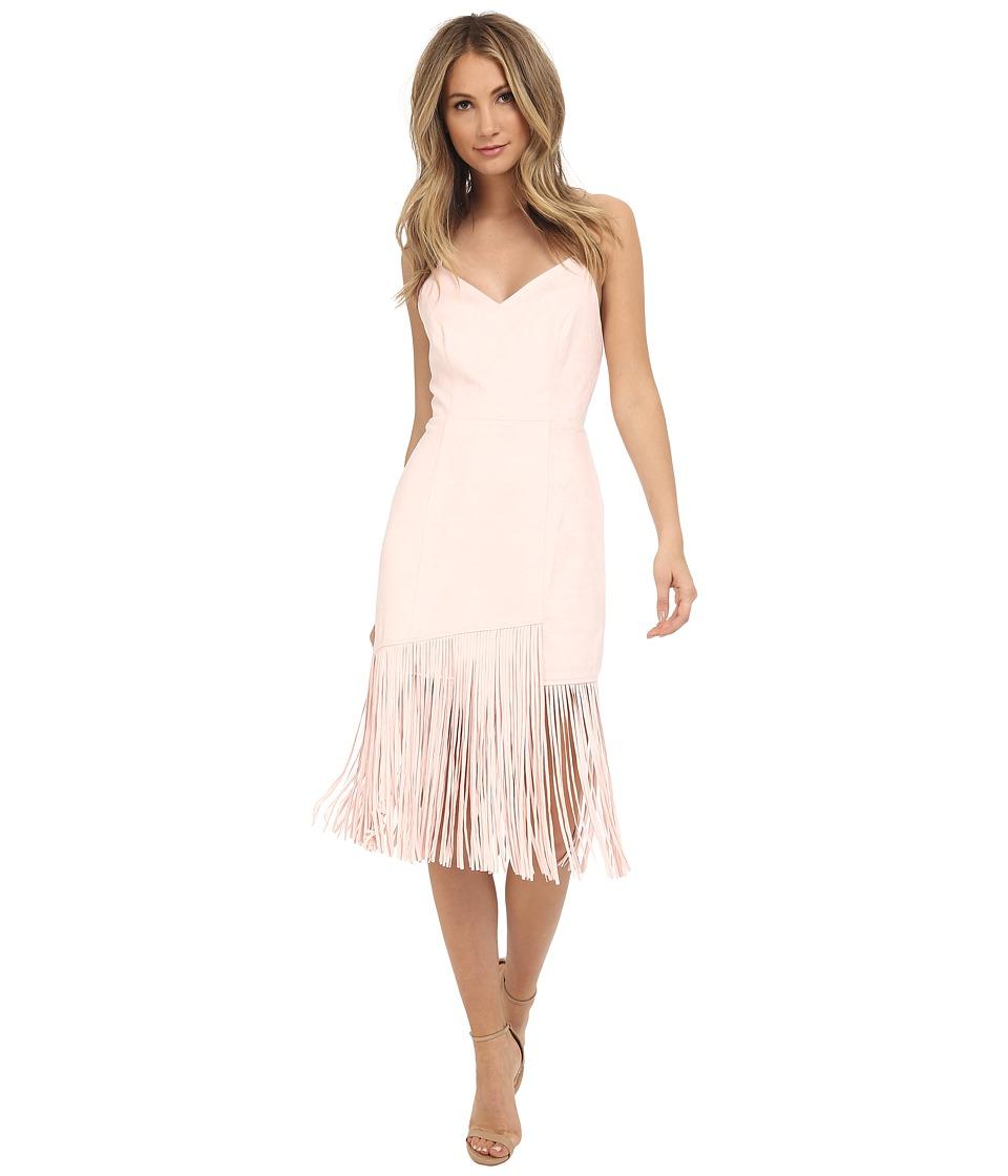 Lovers Friends Firefly Dress Blush Womens Dress