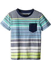 Quiksilver Kids - Long Way Screen Print (Toddler)