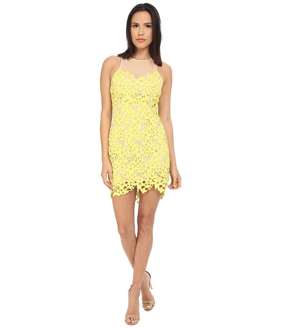 Lovers Friends Larissa Dress Sunshine Womens Dress