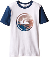 Quiksilver Kids - More Core Screen Print (Big Kids)