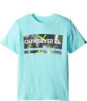 Quiksilver Kids - Check My Spray Screen Print (Big Kids)