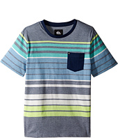 Quiksilver Kids - Long Way Screen Print (Big Kids)