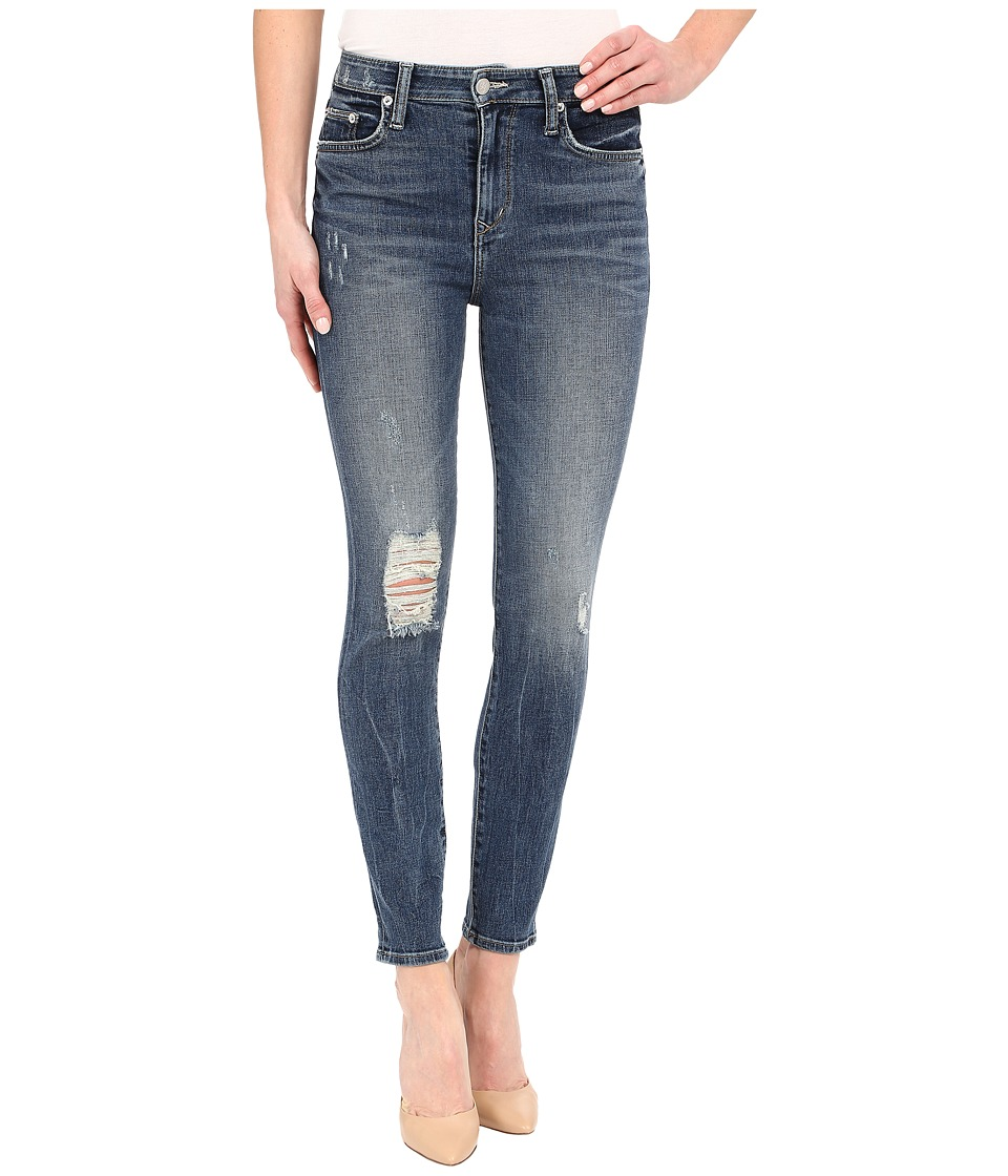 Lovers Friends Mason High Rise Skinny Jeans Larchmont Womens Jeans