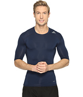 adidas - Techfit Compression Short Sleeve Top