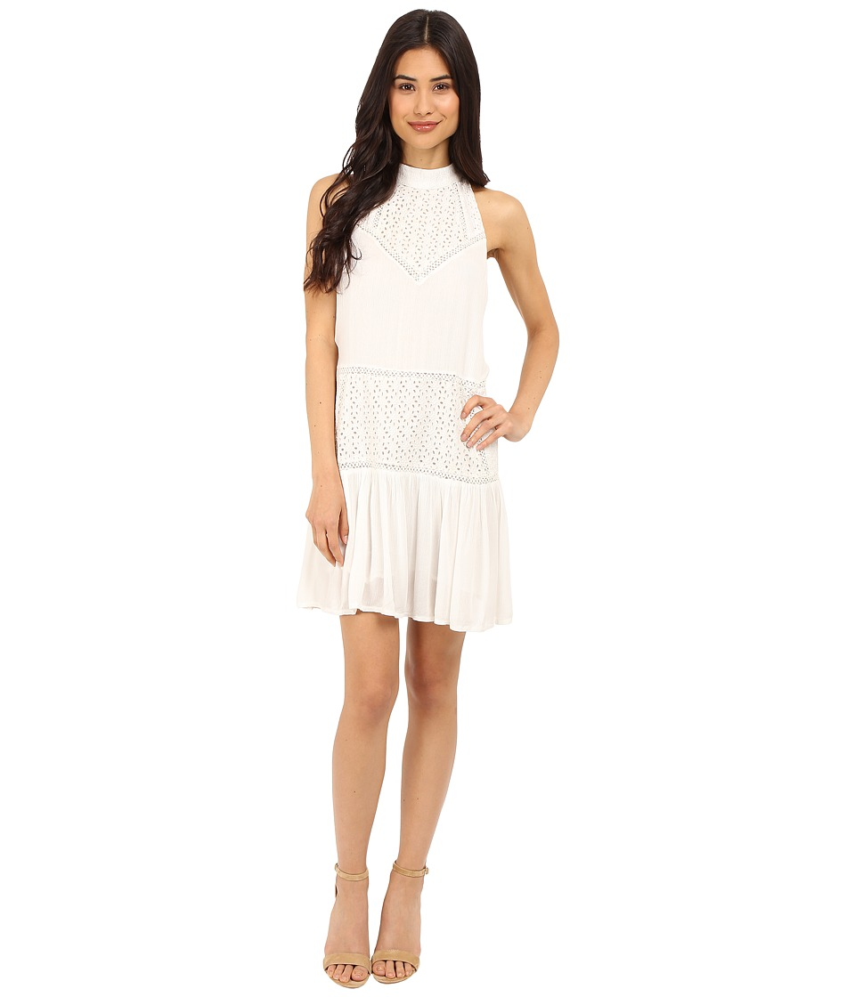 Lovers Friends Star Chaser Dress Ivory Womens Dress