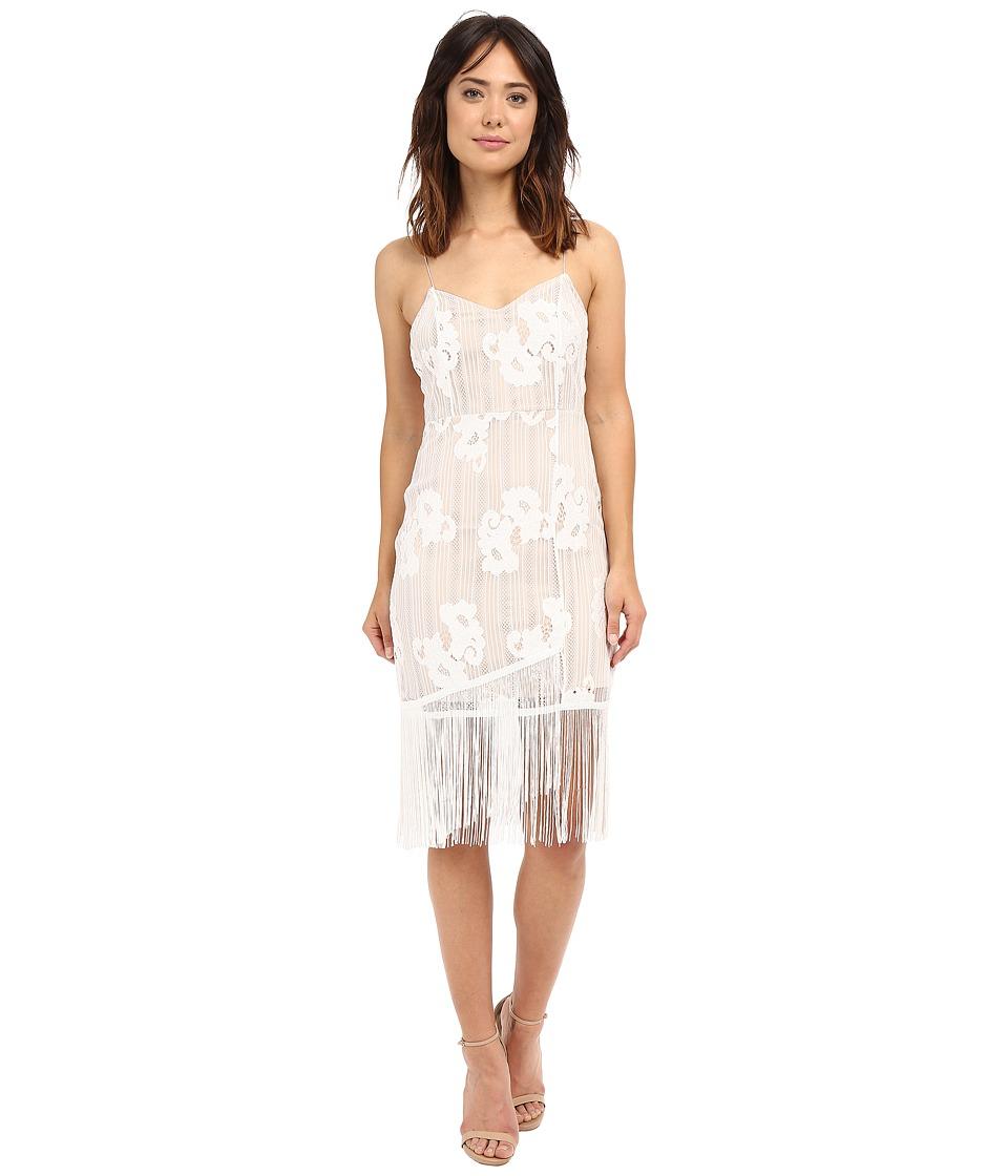 Lovers Friends Firefly Dress Ivory Womens Dress